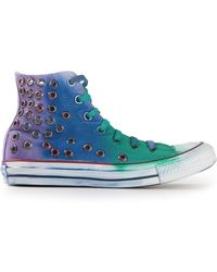 HTC Hollywood Trading Company - High-Top Sneakers - Lyst