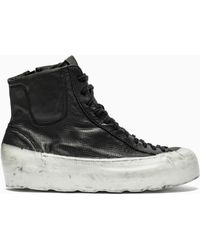 Oxs Rubber Soul High-Bottom Sneakers - Lyst