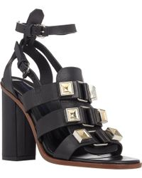 Proenza Schouler Studded Gladiator Sandals - Lyst