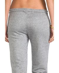 Kain | Boucle Terry Cleary Sweatpant in Gray | Lyst