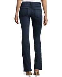 PAIGE Manhattan Boot-cut Jeans