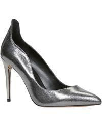 Aldo Ceglia Pointed Toe Court Shoes - Lyst