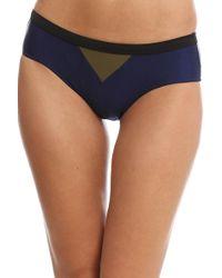 VPL   Deltoid Navy Bikini Bottom   Lyst
