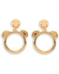 Moschino Earrings - Lyst