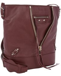 Balenciaga Papier Zipfront Bucket Bag - Lyst