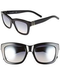 Tory Burch 52Mm Square Sunglasses - Lyst