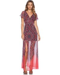 Twelfth Street Cynthia Vincent Vintage Maxi Dress - Lyst