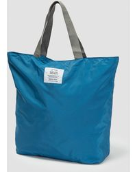 Weekend(er) | Packable Tote Bag Blue | Lyst