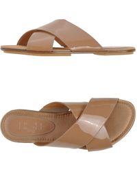High Sandals - Lyst