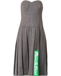 Marc By Marc Jacobs Junko Lightweight Wool Dress - Lyst