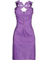 Jitrois Short Dress - Lyst
