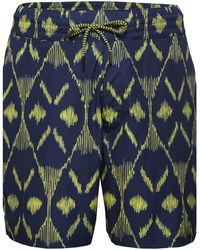 Marc By Marc Jacobs Playa Print Swim Trunks multicolor - Lyst