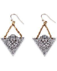 Lulu Frost Beach Break Earring silver - Lyst