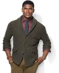 Polo Ralph Lauren Herringbone Thicket Jacket - Lyst