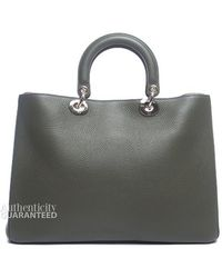 Dior Pre-owned Large Diorissimo Bag - Lyst