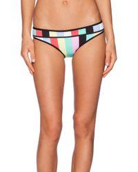 Seafolly Bandwave Hipster Bikini Bottoms - Lyst