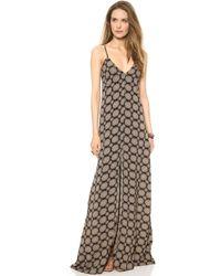 Flynn Skye Kennedy Maxi Dress  - Lyst