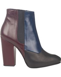 Rachel Comey Seton Colorblock Boot - Lyst