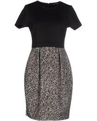 Hack - Short Dress - Lyst