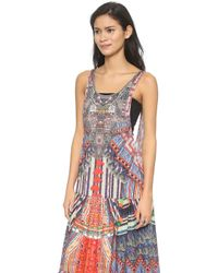 Camilla Tiered Dress - Trek Of The Nung - Lyst