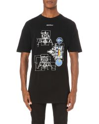 Been Trill - Moonbase Space Pod Cotton-jersey T-shirt - Lyst
