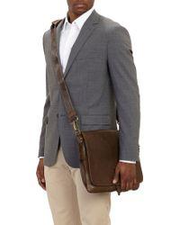Boldrini Selleria - Small Messenger Bag - Lyst
