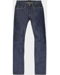 3x1 - Limited Edition M5 Selvedge Low Rise Slim - Lyst