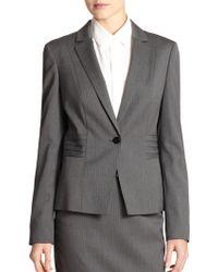 Boss by Hugo Boss Wool Jekuma Jacket - Lyst