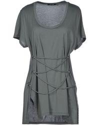 Isabel Marant T-Shirt gray - Lyst