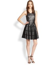 Sachin & Babi Walker Dress - Lyst