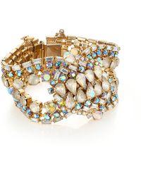 House of Lavande | 1950s Vintage Faceted Bracelet | Lyst