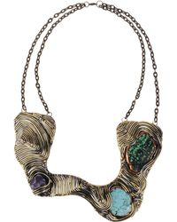 Anndra Neen Necklace - Lyst