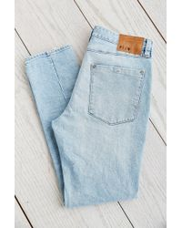 Neuw Ray Tapered Noise Wash Jean - Lyst