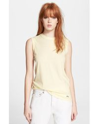 Marc By Marc Jacobs Muscle Tee - Lyst