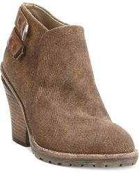 Kenneth Cole Reaction Kitty Booties - Lyst