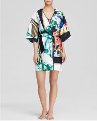 Clover Canyon - Liquid Jade Robe - Bloomingdale's Exclusive - Lyst