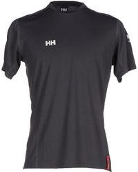 Helly Hansen | gray T-shirt | Lyst