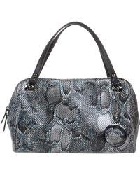 Philosophy di Alberta Ferretti Handbag gray - Lyst