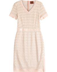 Missoni Crochet Dress - Lyst