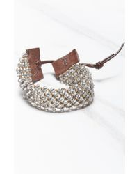 Chan Luu Bracelet With Chinese Crystal Beads - Lyst