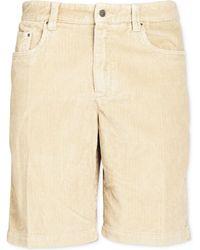 Quiksilver Waterman Collection Supertubes Corduroy Shorts - Lyst