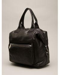 Vivienne Westwood Punk Pocket Shopper Bag - Lyst