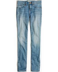 Madewell Skinny Skinny Jeans In Delaney Wash - Lyst