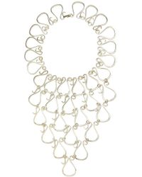 Efva Attling - One Of A Kind Armor Of Lovers Necklace - Lyst