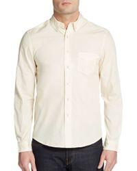 Life After Denim Regular-Fit Cromwell Cotton Sportshirt - Lyst