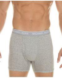 Michael Kors Mens Boxer Briefs 3-pack - Lyst