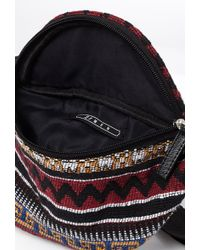 Forever 21 - Tribal Pattern Fanny Pack - Lyst