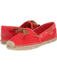 Sperry Top-sider Katama Open Cotton Mesh - Lyst