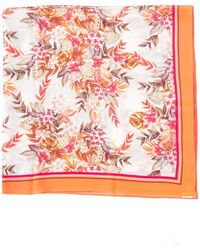 7 For All Mankind - Foulard Silk - Lyst