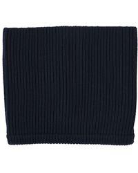 Kenzo Zipped Wool Knit Collar - Lyst